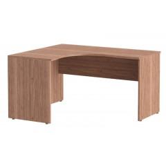 Kancelářský stůl IMAGO - rozměr 140x120 cm - SA3L- výběr dekoru