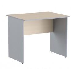 Pracovní stůl SP1 k recepčnímu pultu IMAGO šířky 94 cm  - výběr barevného provedení