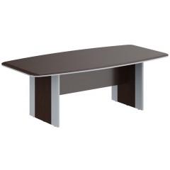 Jednací stůl NIDIO - DCT2211 - rozměr 200x100 cm - výběr barevného provedení