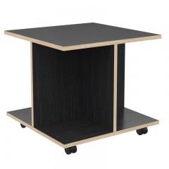 Mobilní odkládací stolek COFFEE CT500 Dark