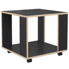 Mobilní odkládací stolek COFFEE CT550 Dark