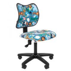 Dětská židle otočná PLUTO black - více barev