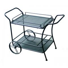 Kovový zahradní servírovací stolek U600