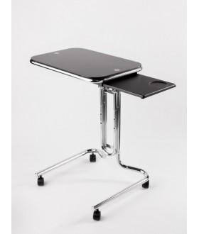 Mobilní stolek AVANTE  - černý
