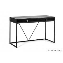 Psací stůl NORTES černý - 120x50 cm