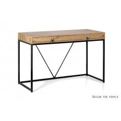 Psací stůl NORTES dekor dřeva  - 120x50 cm