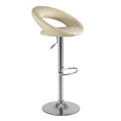 Otočná barová židle CARINO - béžová