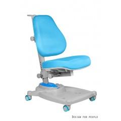 Dětská rostoucí židle EDDY - modrá