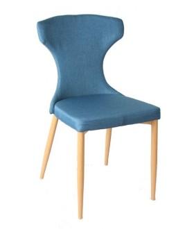 Konferenční židle FARIS modrá