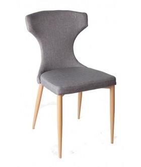 Konferenční židle FARIS šedá