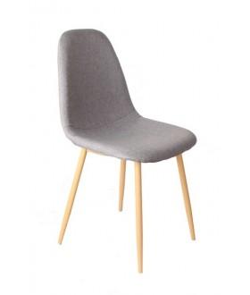 Konferenční židle LIMA šedá