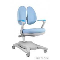 Dětská rostoucí židle PADDY - modrá