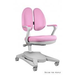 Dětská rostoucí židle PADDY - růžová