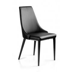 Jednací židle SETINA - černá