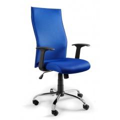 Kancelářské křeslo BLACK PS - modré