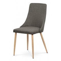 Jídelní židle LUNCH - coffie