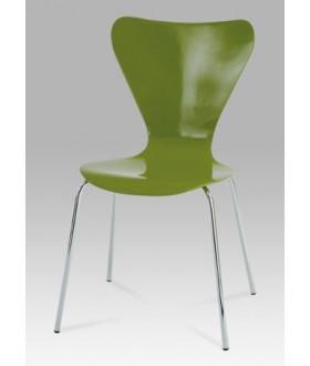 Jednací židle C-180-5 zelená