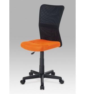 Kancelářská židle SAMBINO oranžová