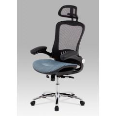 Kancelářská židle KA-A185 BLUE