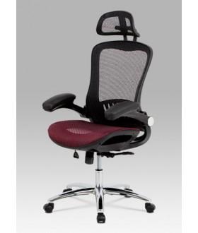 Kancelářská židle KA-A185 RED