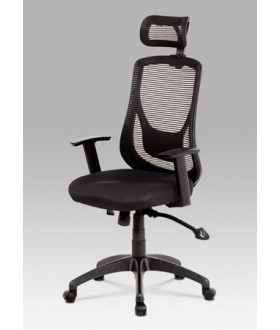 Kancelářská židle KA-A186 BK