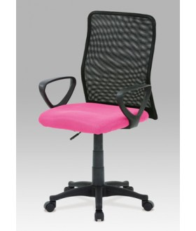 Kancelářská židle KA-B047 PINK