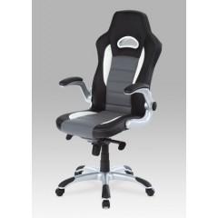 Kancelářská židle  KA-E240B šedá