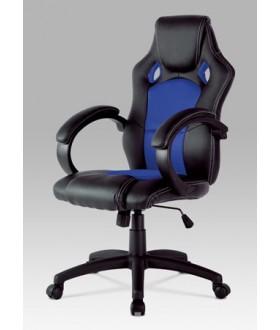 Kancelářská židle KA-F281 BLUE