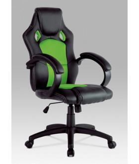 Kancelářská židle KA-F281 GRN