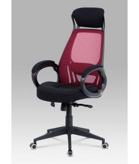 Kancelářská židle KA-G109 RED