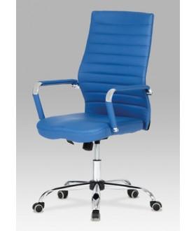 Kancelářská židle KA-Z615 BLUE
