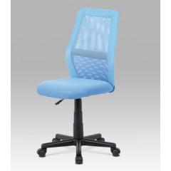 Dětská židle K-V101 modrá
