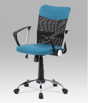 Dětská židle K-V202 modrá