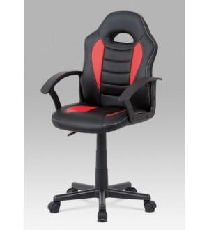 Dětská židle K-V107 RED