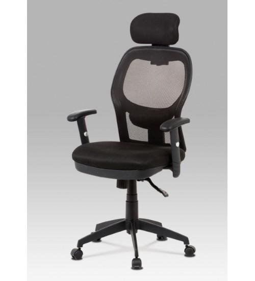 Kancelářská židle KA-V301 BK