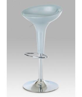 Barová židle AUB-9002 SIL