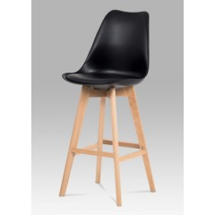 Barová židle černá CTB-801 BK