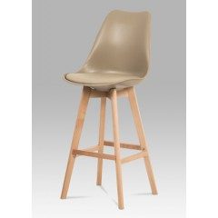 Barová židle cappuccino CTB-801 CAP