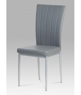 Jídelní židle čalouněná AC-1287 GREY
