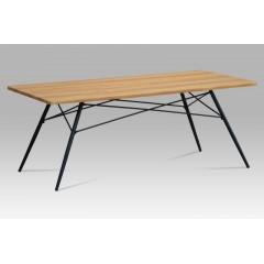 Konferenční stolek AF-2070 OAK - 122x61 cm