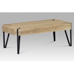 Konferenční stolek AHG-241 OAK2 - 110x60 cm