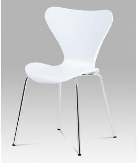 Jídelní židle plastová AURORA WT