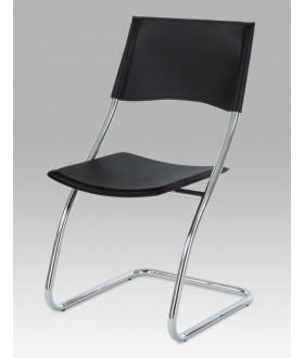 Jídelní židle čaloněná B161 BK