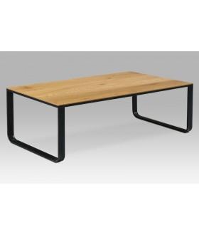 Konferenční stolek CT-1017 OAK - 105x55 cm