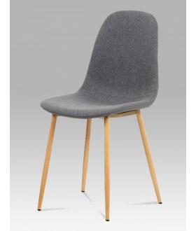 Jídelní židle čalouněná CT-391 GREY2