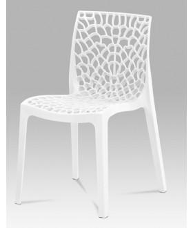 Plastová židle CT-820 WT