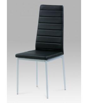 Jídelní židle čalouněná DCL-117 BK