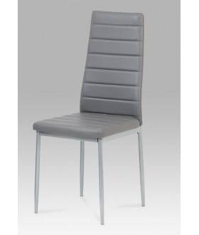 Jídelní židle čalouněná DCL-117 GREY