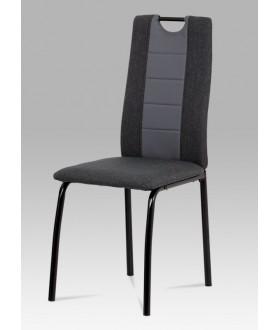 Jídelní židle čalouněná DCL-399 GREY