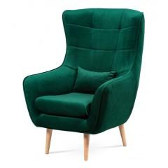 Relaxační křeslo POHODA - zelené